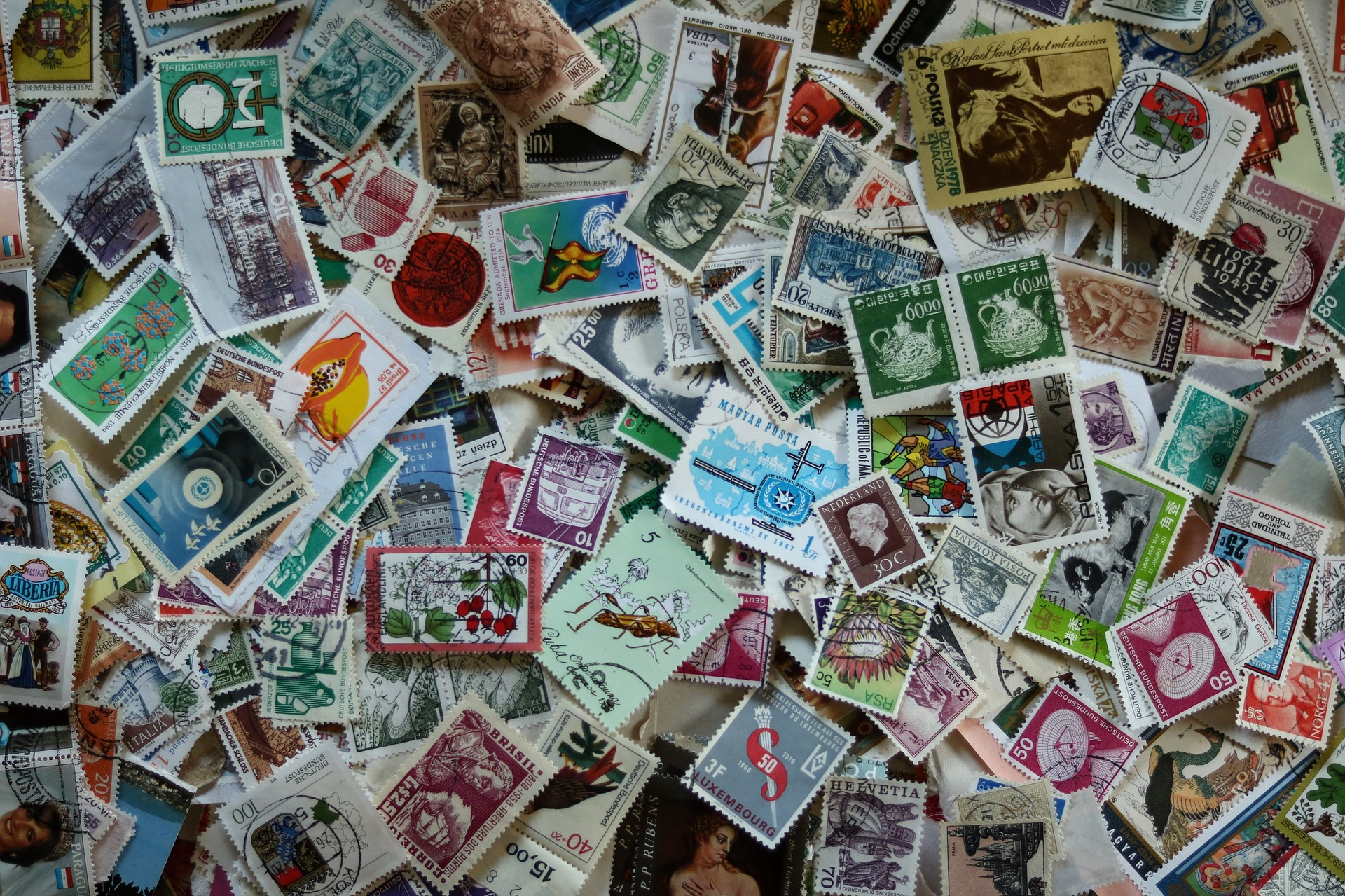 Der Briefmarkensammler